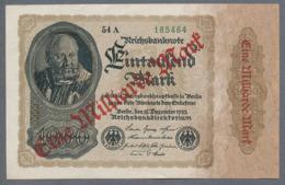 P113 Ro110e DEU-126e 1 Milliard Mark 15.12.1922 UNC NEUF - [ 3] 1918-1933 : Repubblica  Di Weimar