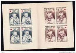 France Carnet Croix Rouge N°2014 XX  Année 1965  TB - Carnets