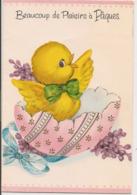 L120B667 - Beaucoup De Plaisir à Pâques  - Carte Ouvrante - Imprimée Aux USA - Easter