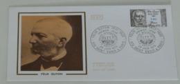 Enveloppe 1er Jour: Felix Guyon, 1979 - Marcophilie (Lettres)