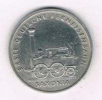 5 MARK 1988 A  DDR  DUITSLAND /6658/ - [ 6] 1949-1990: DDR - Duitse Dem. Rep.