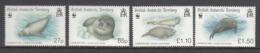 British Antarctic Territory / BAT MNH Michel Nr 505/08 From 2009 / Catw 20.00 EUR - Nuovi