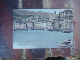 1915 Carte Colorisee Bastia - Bastia