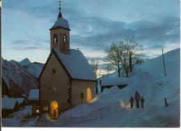 L120B673 - Autriche - Chapelle Enneigée Au Crépuscule - Photo Gaggi Meirer - Non Classés