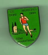SEMI MARATHON *** MORIERES 1993 *** 1048 (3) - Athlétisme