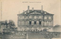 54) BACCARAT : Pensionnat De Gondrecourt - Baccarat