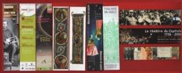 *200*  ARCHIVES MUNICIPALES DE TOULOUSE -  SERIE 10 MARQUE PAGE - Marque-Pages