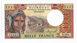BANQUE NATIONALE DE DJIBOUTI // 1000 Francs // UNC - Djibouti