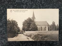 Sainte-Maria-Hoorebeke Sint-Marie-Horebeke - PROTESTANTSCHE TEMPEL - Uitg. Kinders Librecht - Horebeke