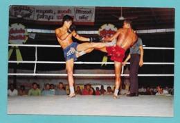 THAILAND THAI BOXING - Thaïlande