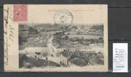 France -  CP Convoyeur Ligne - Orléansville à Oran - Algérie - 1905 + Cachet Type 84 De Lapasset - Railway Post