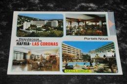 6836    MALLORCA, RESIDENCIA APARTAMENTOS HAFRIA, LAS CORONAS - Mallorca