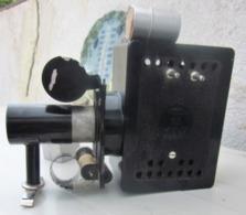 VINTAGE PATHEORAMA  Projecteur Manuel -Lanterne-Magique-Photoscopie LUX 25 +1 Film 35mm Possibilité Achat Autre Films - Filmkameras - Filmprojektoren