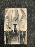Sainte-Maria-Hoorebeke Sint-Marie-Horebeke - Binnenzicht Der Protestantsche Tempel - Uitg. Kinders Librecht - Horebeke