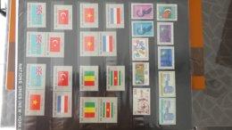 Belle Collection Des Nations UNies En Timbres Et Blocs  **. A Saisir !!! - Sammlungen (im Alben)