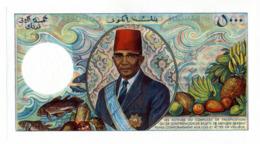BANQUE CENTRALE DES COMORES // 5 000 Francs // UNC - Comores