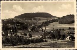 Cp Bärenstein Erzgebirge, Teilansicht Vom Ort Und Blechhammer, Sudetengau - Germany