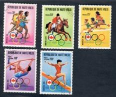 Haute-Volta Olympic Games 1976 Montreal Fra.1227 - Alto Volta (1958-1984)