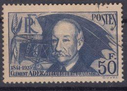 France 1938 Yvert#398 Used (oblitere) - Usati