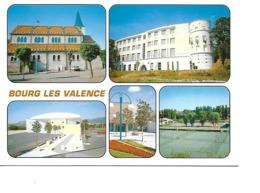 26 BOURG LES VALENCE Cpm Multivues - Autres Communes