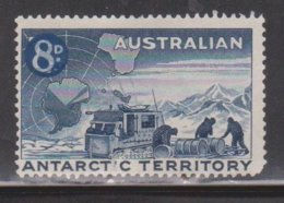AUSTRALIAN ANTARCTIC TERRITORY Scott # L2 Mint NO GUM - Other