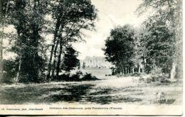 N°75735 -cpa Château Des Chèzeaux Près Vendeuvre (86) - Kastelen