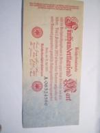 -----------1 BILLET---500000--MARK----1923---ALLEMAGNE-- - 1918-1933: Weimarer Republik