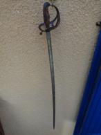 Sabre De Cavalerie Allemande 1852 - Armes Blanches
