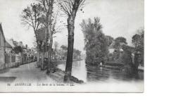 80 ABBEVILLE Cpa Les Bords De La Somme 35 LL - Abbeville