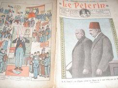 FRANC MACON C.G.T. /DOUMERGUE FOUAD EGYPTE / MAROC CEUTA LEGION ETRANGERE  LE PELERIN - Livres, BD, Revues