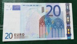 20 EURO IRELAND T K002 CIRCULE/CIRCULATED DUISENBERG - EURO