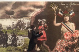 MILITARIA 374 : Prise De Mulhouse 1914 - Reggimenti