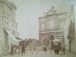 LOUVEIGNÉ SPRIMONT LIÈGE WALLONIE BELGIQUE UNE CARTE - PHOTO Carte Postale Ancienne à Dos Non Divisé Animation - Sprimont