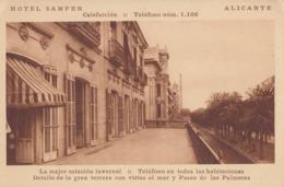 ALICANTE: Hotel Samper - Alicante