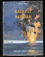 Méditerranée, La Bataille De Matapan . Flotte Britannique Et Italienne , Crète - Guerre 1939-45