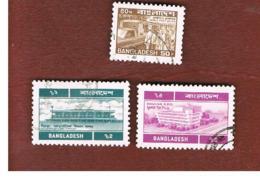 BANGLADESH  -  SG 226.229  -  1978  POSTAL SERVICES       - USED  ° - Bangladesh