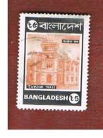 BANGLADESH  -  SG 710  -  1989  CURZON HALL     - USED  ° - Bangladesh