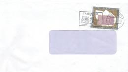 Flamme Trazegnies, Son Vin, Son Château, Son église Sur Lettre Du 9/6/1993 - Postmark Collection