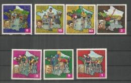 GUINEA ECUATORIAL TOUR DE FRANCE 1972 CICLISMO CYCLING MERCKS - Ciclismo