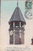 Cpa CHALON SUR SAONE LE BEFFROY Carte Couleur 1923 - Chalon Sur Saone