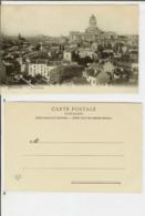 Bruxelles: Panorama. Carte Postale Cm 9x14 (début 1900) - Panoramic Views