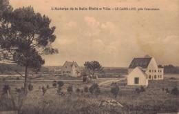 CONCARNEAU  -  L ' Auberge De La Belle étoile Et Villas  Au Cabellou ( Peu Courante ) - Concarneau