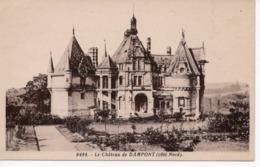 US - LE CHÂTEAU DE DAMPONT (COTE NORD) - Frankreich