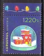 40.- ARMENIA 2018 New Year 2018 - Navidad