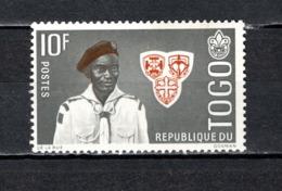 TOGO N° 336  NEUF SANS CHARNIERE COTE  0.50€  SCOUT  SCOUTISME - Togo (1960-...)