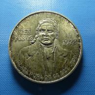 Mexico 100 Pesos 1978 Silver - Mexico