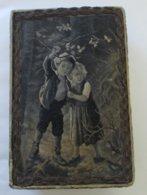 Ancienne Boite De Chocolat DHERAN En Carton ( Enfants - Autres