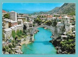 MOSTAR STARI MOST 1970 - Bosnia Y Herzegovina