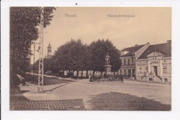 CP LITUANIE MEMEL Alexanderstrasse - Lituanie