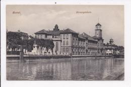 CP LITUANIE MEMEL Bürsengebäude - Lituanie
